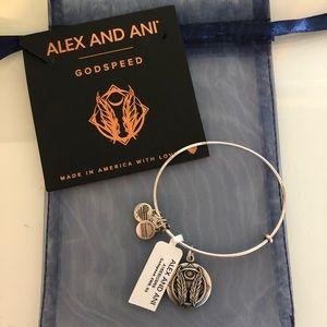 Jewelry - Godspeed Alex and Ani bracelet